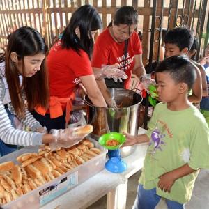 Feeding Program Project Pearls Project Pearls