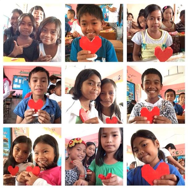 Third Stop: Hibunawan Elementary School, Burauen, Leyte