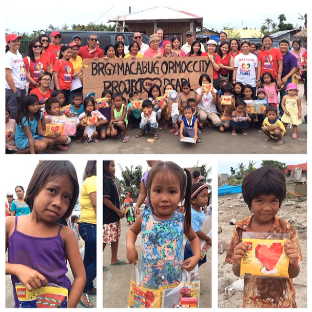 Fifth Stop: Barangay Macabug, Ormoc City  Project PEARLS Operation ONE LOVE. Day Two.