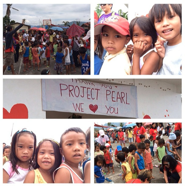Sixth Stop: Barangay Danhug, Ormoc City  Project PEARLS Operation ONE LOVE. Day Two.