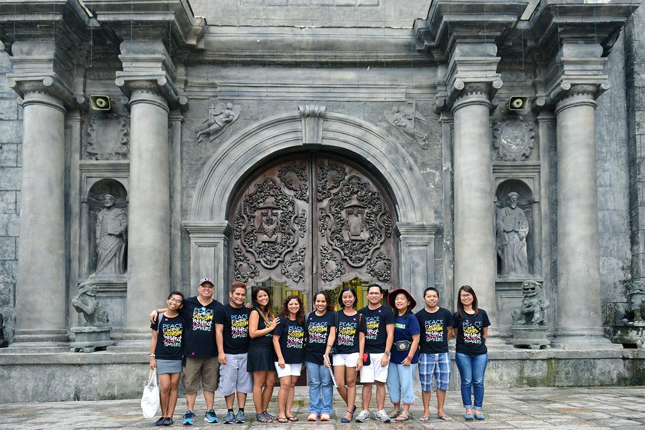 Intramuros Tour Schedule