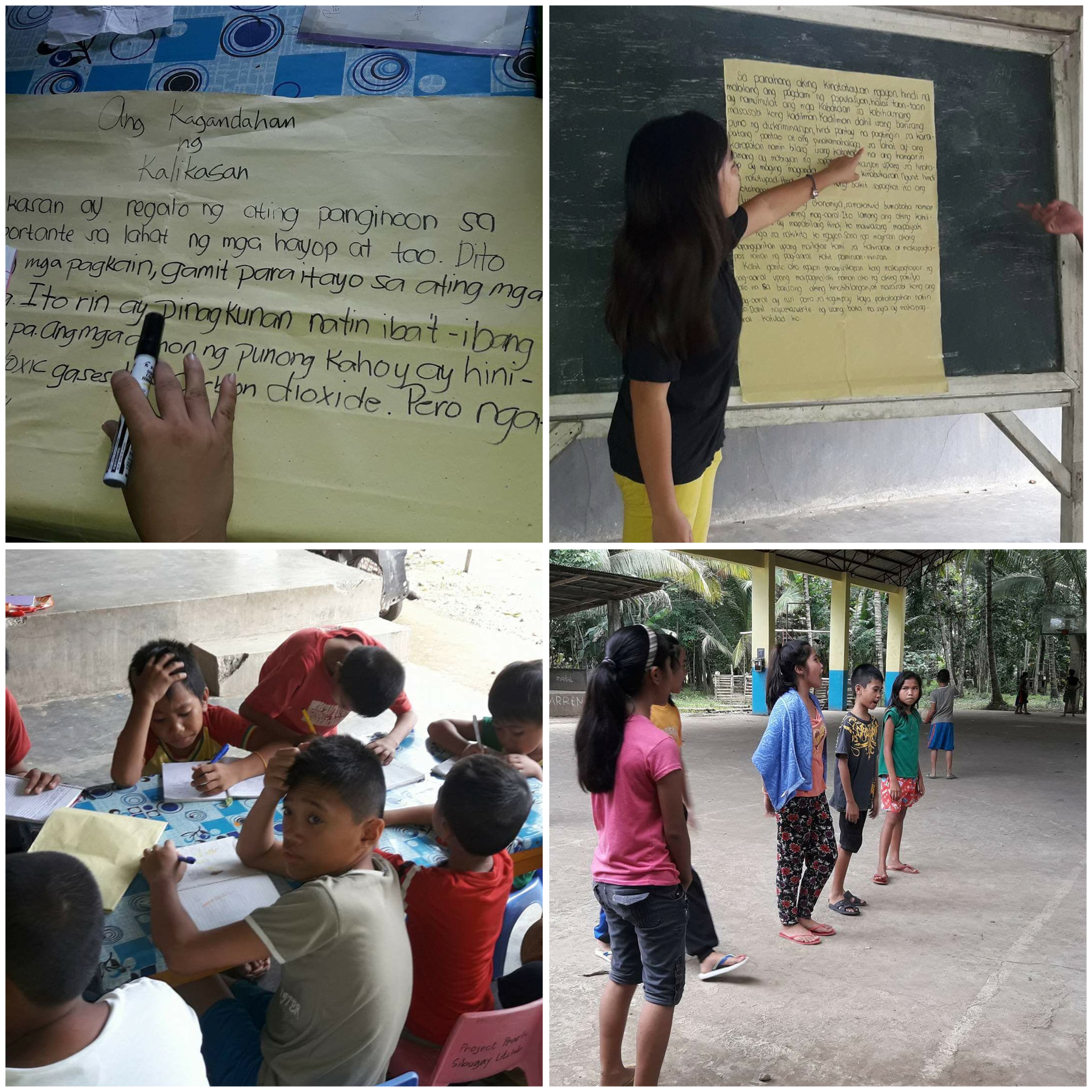 LitClub Zamboanga Sibugay Update: Confidence and Speech - Project