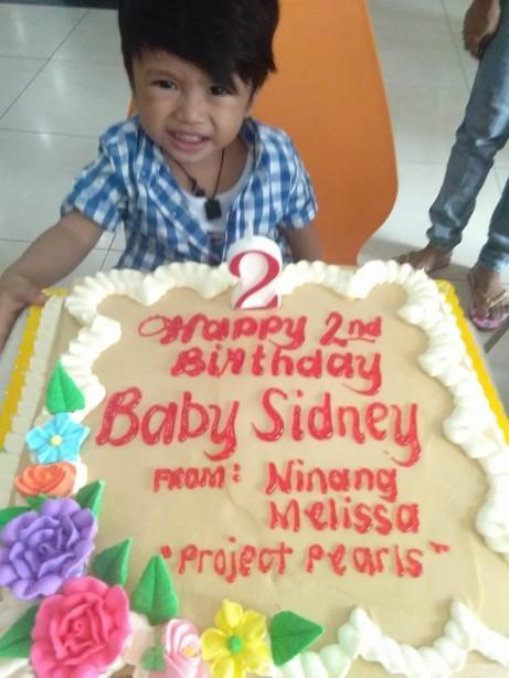 Baby Sidney